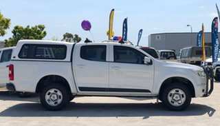 2012 Holden Colorado RG MY13 LT Crew Cab 4x2 White 5 Speed Manual Utility