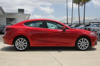 2014 Mazda 3 BM5236 SP25 SKYACTIV-MT Astina Red 6 Speed Manual Sedan.