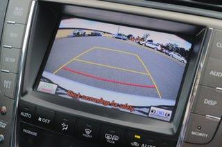 2011 Lexus IS GSE20R MY11 IS250 Prestige Silver 6 Speed Sports Automatic Sedan