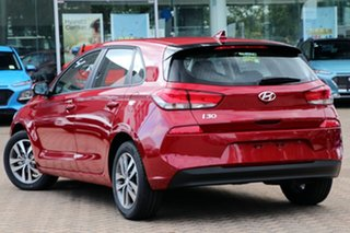 2020 Hyundai i30 PD2 MY20 Active Fiery Red 6 Speed Sports Automatic Hatchback.