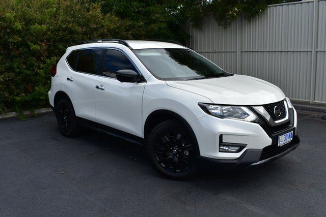 Used Nissan X-Trail T32 Series II ST-L X-tronic 4WD N-SPORT, 2018 Nissan X-Trail T32 Series II ST-L X-tronic 4WD N-SPORT Pearl/black 7 Speed Constant Variable