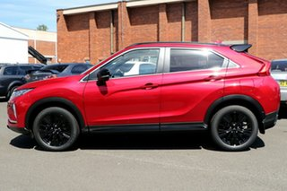 2019 Mitsubishi Eclipse Cross YA MY20 Black Edition (2WD) Red Diamond Continuous Variable Wagon