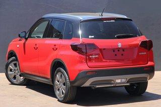 2020 Suzuki Vitara LY Series II 2WD Red/Black 6 Speed Sports Automatic Wagon.