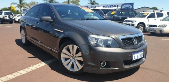 Used Holden Caprice WM , 2006 Holden Caprice WM Grey 6 Speed Sports Automatic Sedan