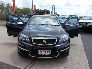 2011 Holden Special Vehicles Grange WM Series 3 MY12 Black 6 Speed Sports Automatic Sedan