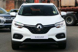 2019 Renault Kadjar Zen Pearl White 7 Speed Auto Dual Clutch Wagon