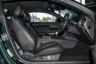 2019 Ford Mustang FN 2019MY BULLITT Fastback RWD Bright Highland Green 6 Speed Manual Fastback