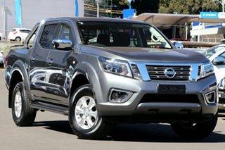 2019 Nissan Navara D23 S4 MY19 ST 4x2 Slate Grey 7 Speed Sports Automatic Utility.