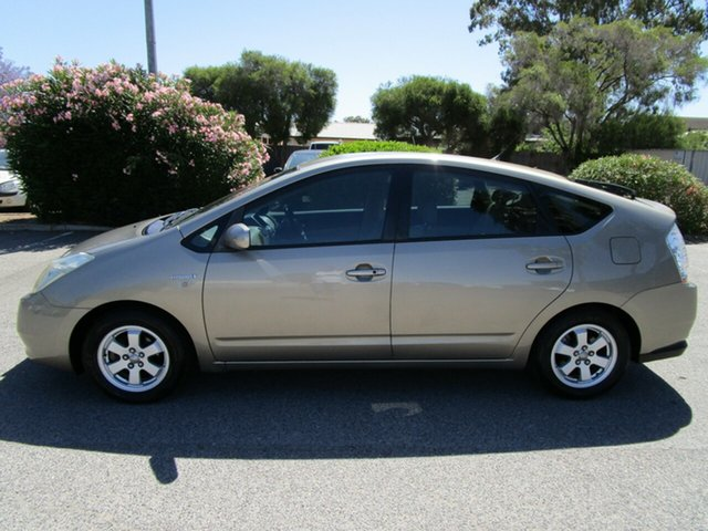 Used Toyota Prius NHW20R MY06 Upgrade I-Tech Hybrid, 2006 Toyota Prius NHW20R MY06 Upgrade I-Tech Hybrid Continuous Variable Hatchback