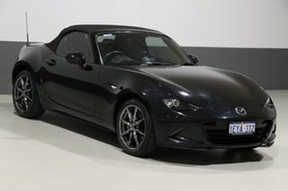 2015 Mazda MX-5 K GT Black 6 Speed Automatic Roadster