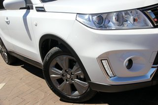 2021 Suzuki Vitara LY Series II 2WD White 6 Speed Sports Automatic Wagon.