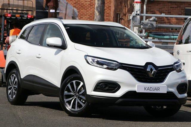 Used Renault Kadjar Zen Rosebery, 2019 Renault Kadjar Zen Pearl White 7 Speed Auto Dual Clutch Wagon