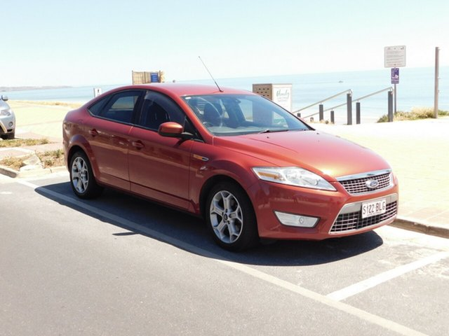 Used Ford Mondeo MA TDCi, 2007 Ford Mondeo MA TDCi Maroon 6 Speed Sports Automatic Sedan