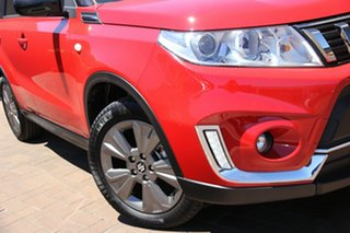 2021 Suzuki Vitara LY Series II 2WD Red/Black 6 Speed Sports Automatic Wagon.