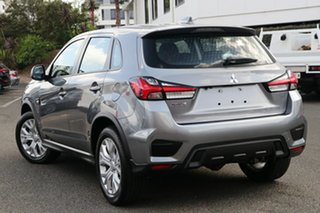 2021 Mitsubishi ASX XD MY21 ES 2WD Titanium 1 Speed Constant Variable Wagon.