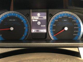 2009 Ford Falcon FG XR6 Grey 5 Speed Auto Seq Sportshift Sedan