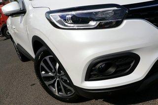 2019 Renault Kadjar Zen Pearl White 7 Speed Auto Dual Clutch Wagon.