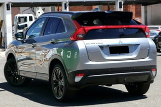 2020 Mitsubishi Eclipse Cross YA MY20 Black Edition 2WD Titanium 8 Speed Constant Variable Wagon.