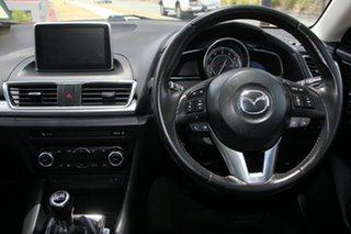 2014 Mazda 3 BM5236 SP25 SKYACTIV-MT Astina Red 6 Speed Manual Sedan