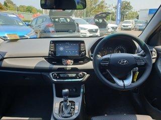 2018 Hyundai i30 PD MY19 Go D-CT Phantom Black 7 Speed Sports Automatic Dual Clutch Hatchback