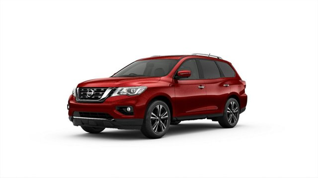 New Nissan Pathfinder R52 Series III MY19 ST X-tronic 2WD, 2019 Nissan Pathfinder R52 Series III MY19 ST X-tronic 2WD Redstone 1 Speed Constant Variable Wagon