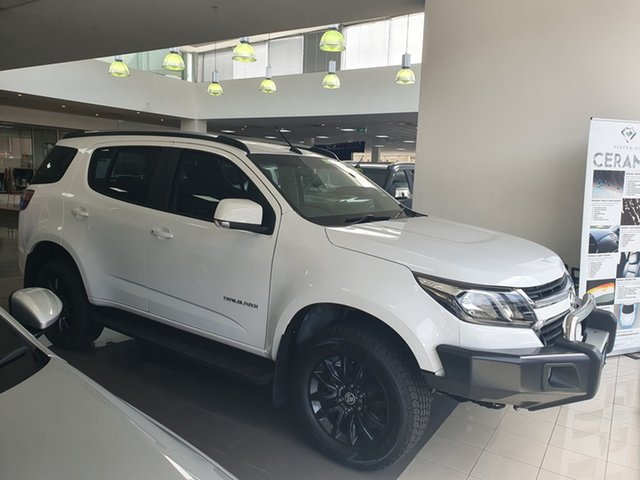 Demo Holden Trailblazer RG MY20 LT, 2019 Holden Trailblazer RG MY20 LT Summit White 6 Speed Sports Automatic Wagon
