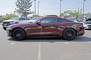 2018 Ford Mustang FN 2018MY GT Fastback SelectShift Royal Crimson 10 Speed Sports Automatic Fastback