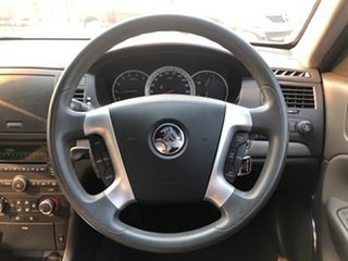 2010 Holden Epica EP MY10 CDX Silver 6 Speed Automatic Sedan