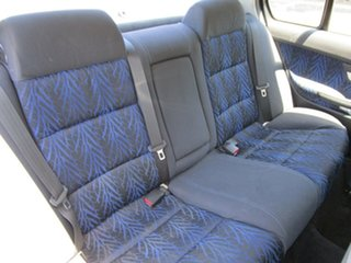 2004 Ford Falcon BA MkII XR6 4 Speed Auto Seq Sportshift Sedan