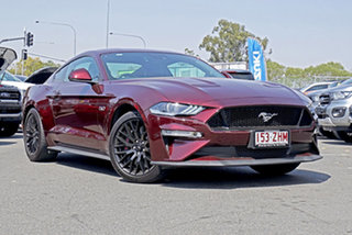 2018 Ford Mustang FN 2018MY GT Fastback SelectShift Royal Crimson 10 Speed Sports Automatic Fastback.