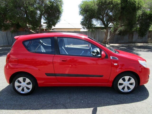 Used Holden Barina TK MY09 , 2009 Holden Barina TK MY09 5 Speed Manual Hatchback