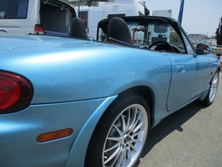 2001 Mazda MX-5 NB30P2 Blue 6 Speed Manual Softtop