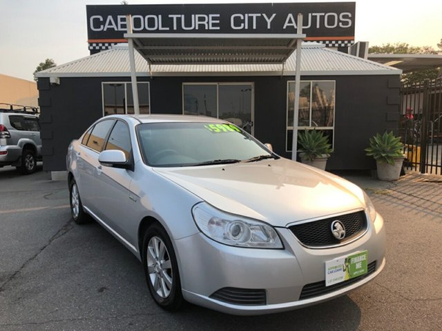Used Holden Epica EP MY10 CDX, 2010 Holden Epica EP MY10 CDX Silver 6 Speed Automatic Sedan
