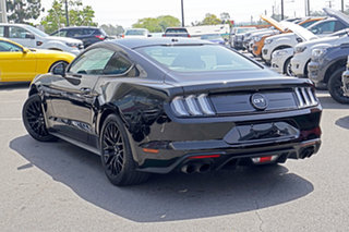 2018 Ford Mustang FN 2018MY GT Fastback SelectShift Shadow Black 10 Speed Sports Automatic Fastback.