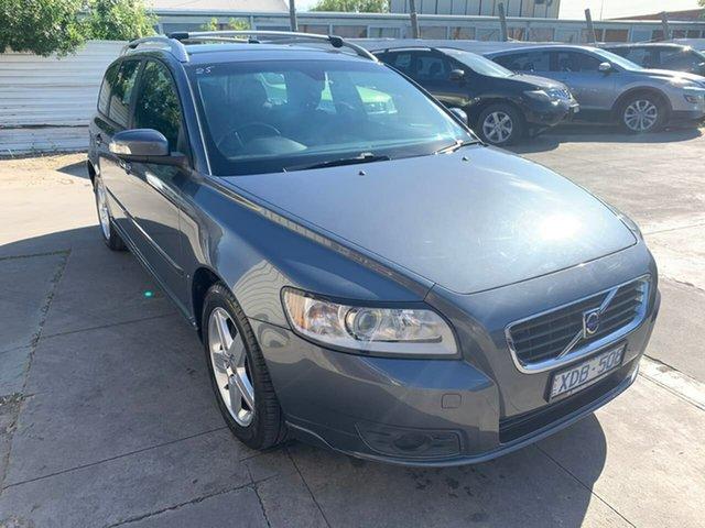 Used Volvo V50 MY09 D5, 2009 Volvo V50 MY09 D5 Grey 5 Speed Sports Automatic Wagon