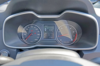 2018 MG ZS AZS1 MY19 Essence 2WD Blue 6 Speed Automatic Wagon