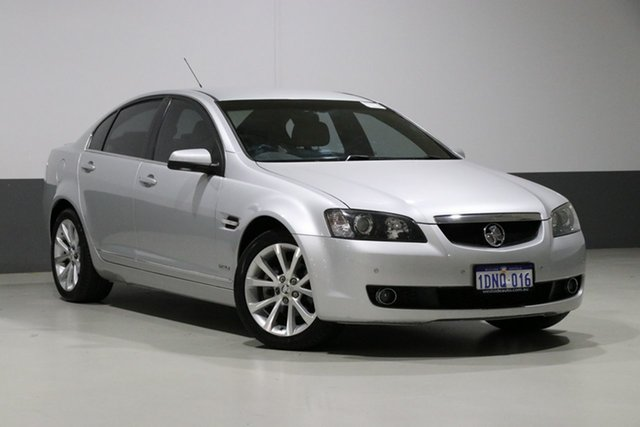 Used Holden Calais VE MY10 V, 2010 Holden Calais VE MY10 V Silver 6 Speed Automatic Sedan
