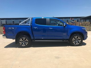 2019 Holden Colorado RG MY19 LTZ Pickup Crew Cab Power Blue 6 Speed Sports Automatic Utility.