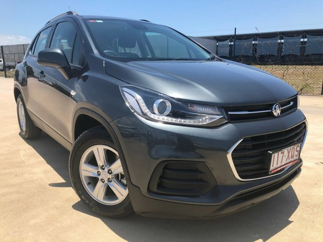Used Holden Trax TJ MY17 LS, 2017 Holden Trax TJ MY17 LS Grey 6 Speed Automatic Wagon