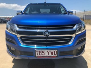 2019 Holden Colorado RG MY19 LTZ Pickup Crew Cab Power Blue 6 Speed Sports Automatic Utility