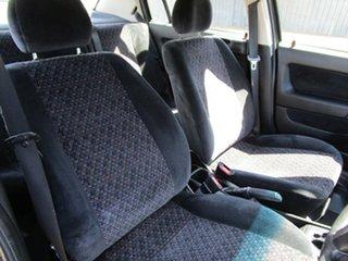 2002 Holden Astra TS CD 4 Speed Automatic Sedan