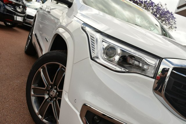 New Holden Acadia AC MY19 LTZ-V 2WD, 2019 Holden Acadia AC MY19 LTZ-V 2WD Summit White 9 Speed Sports Automatic Wagon