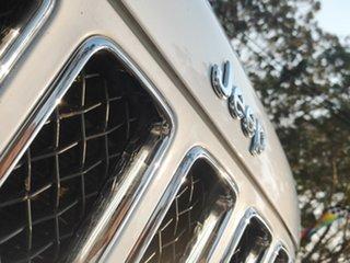 2012 Jeep Compass MK MY12 Sport White 5 Speed Manual Wagon