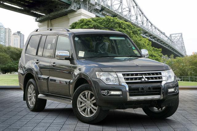 Used Mitsubishi Pajero NX MY19 GLS, 2019 Mitsubishi Pajero NX MY19 GLS Grey 5 Speed Sports Automatic Wagon