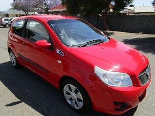 2009 Holden Barina TK MY09 5 Speed Manual Hatchback.