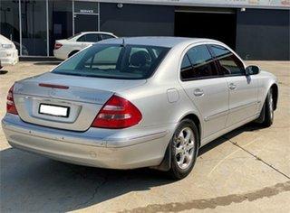 2005 Mercedes-Benz E-Class W211 E200 Kompressor Elegance Silver Sports Automatic Sedan
