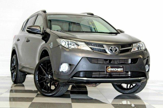 Used Toyota RAV4 ASA44R MY16 GXL (4x4), 2015 Toyota RAV4 ASA44R MY16 GXL (4x4) Grey 6 Speed Automatic Wagon