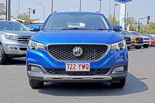 2018 MG ZS AZS1 MY19 Essence 2WD Blue 6 Speed Automatic Wagon.