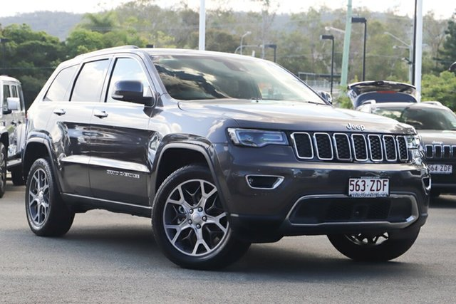 Used Jeep Grand Cherokee WK MY19 Limited, 2019 Jeep Grand Cherokee WK MY19 Limited Granite Crystal 8 Speed Sports Automatic Wagon