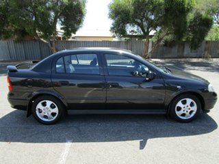2002 Holden Astra TS CD 4 Speed Automatic Sedan.